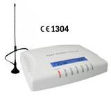 Centrale GSM permette di effettuare chiamate tramite compagnie telefoniche mobili